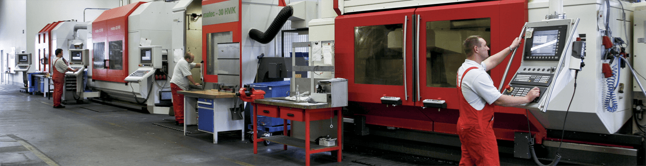 Schoder GmbH - Innovative metal processing needs powerful machines