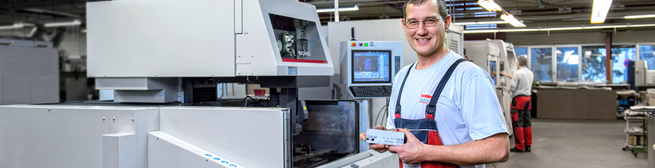 Schoder GmbH - What drives me? Perfect moulds!